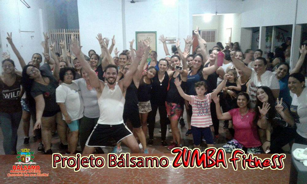 """""""Bálsamo Zumba Fitness"""""""