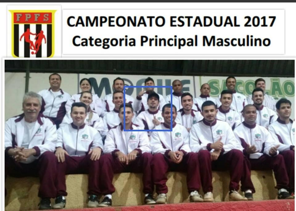 Campeonato Estadual de Futsal 2017