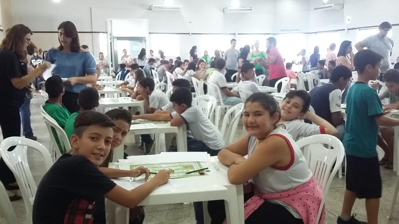 Campeonato de Jogos de Tabuleiro