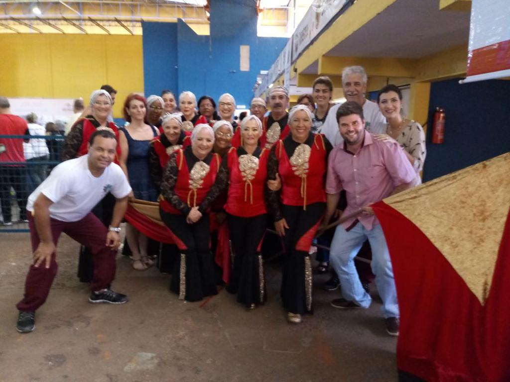 Equipe Balsamense é vice-campeã na Coreografia do JORI em Andradina