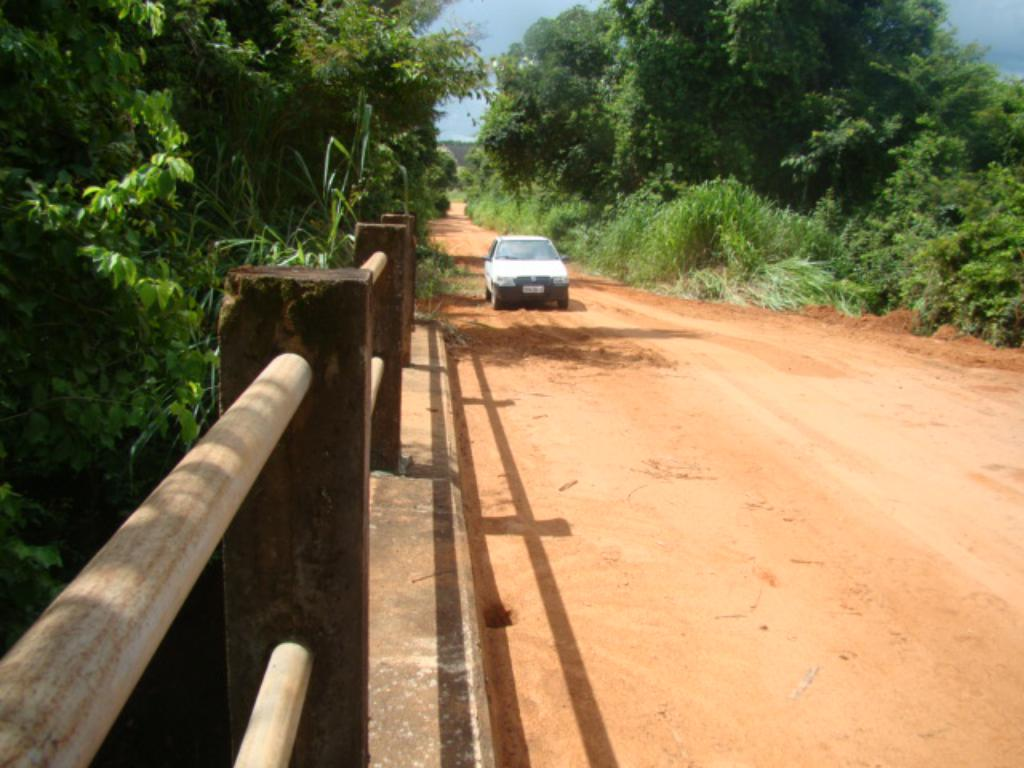 Manutenção da Ponte da Barra Grande