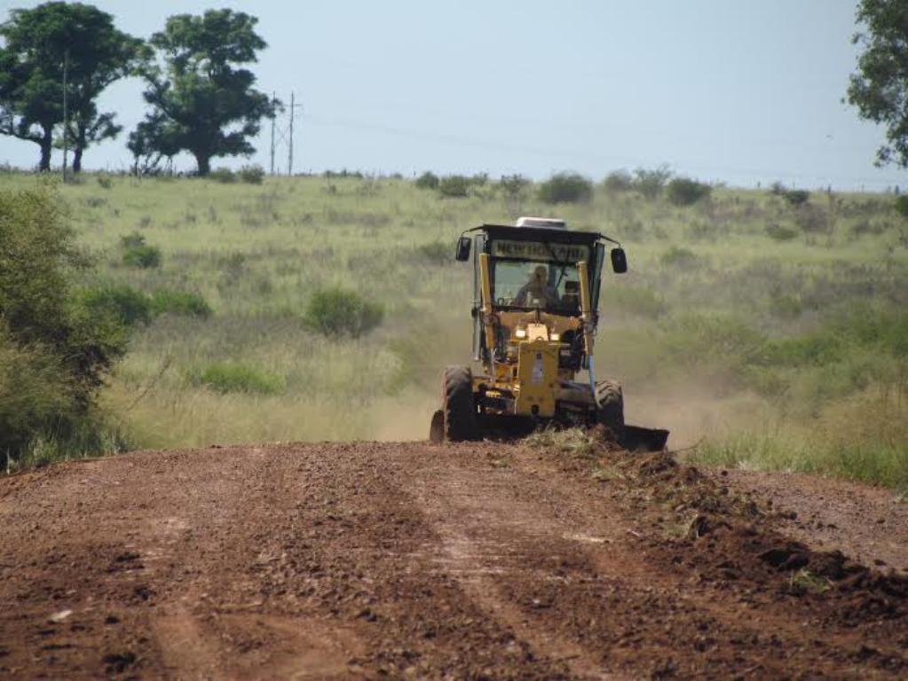Estradas Rurais de Bálsamo recebem reparos