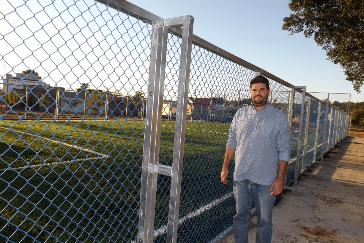 1º Campo Municipal de Futebol Society