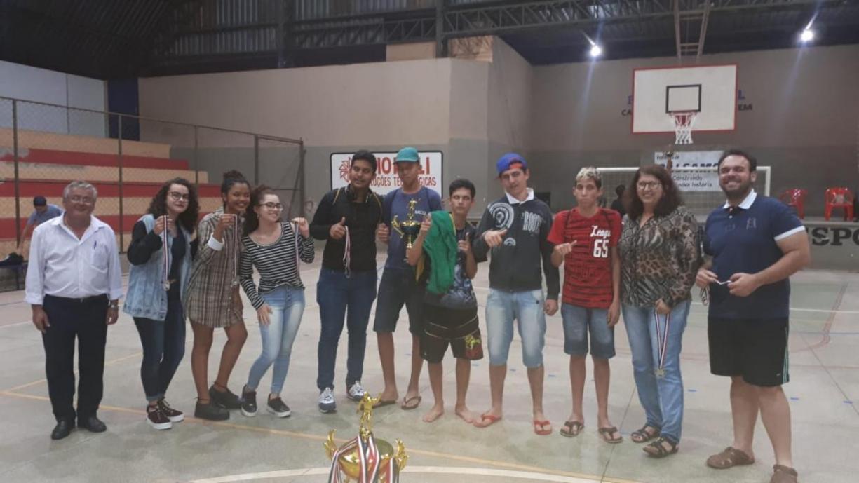 Campeonato Interno da Escola Joaquim