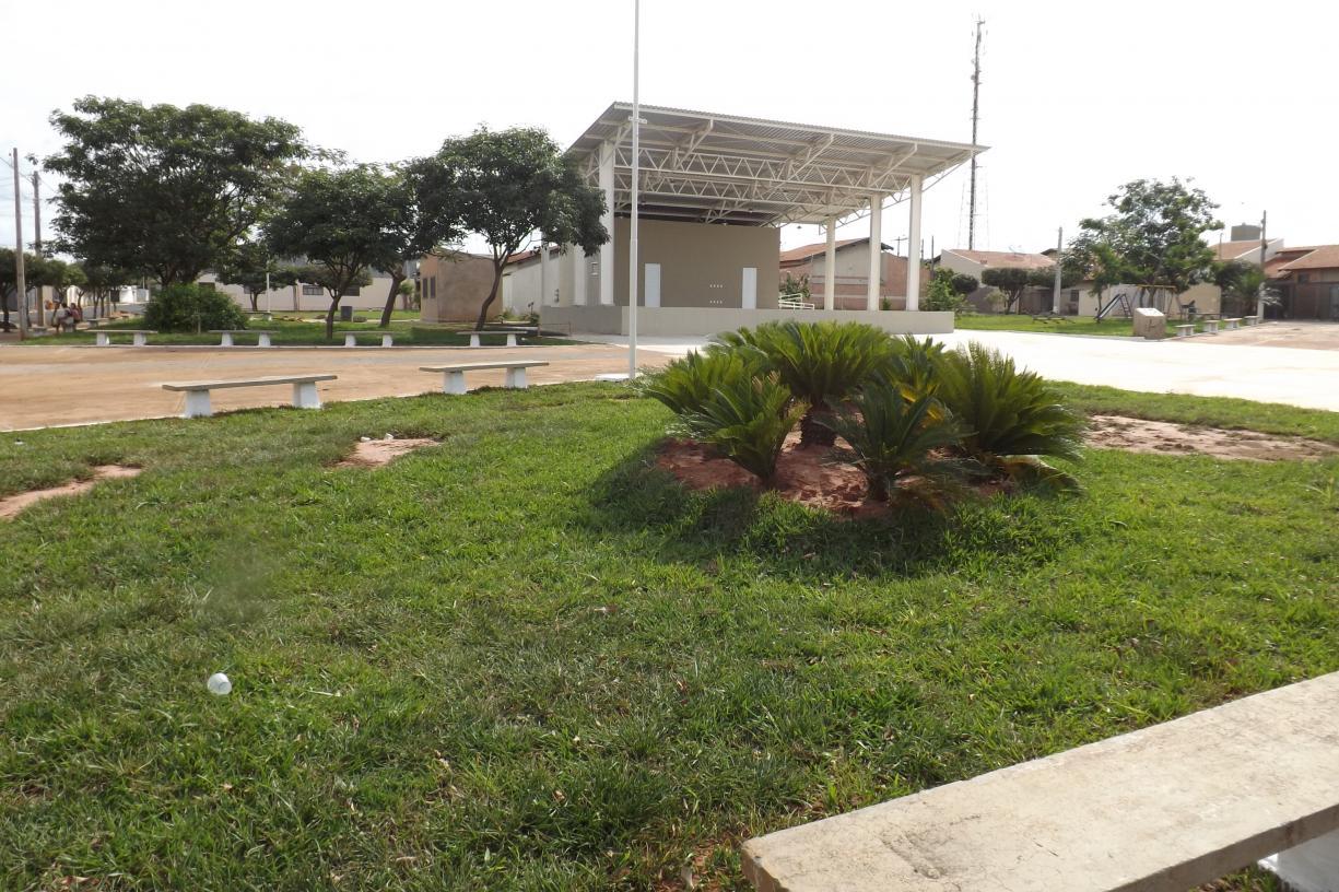 Praça da Bíblia