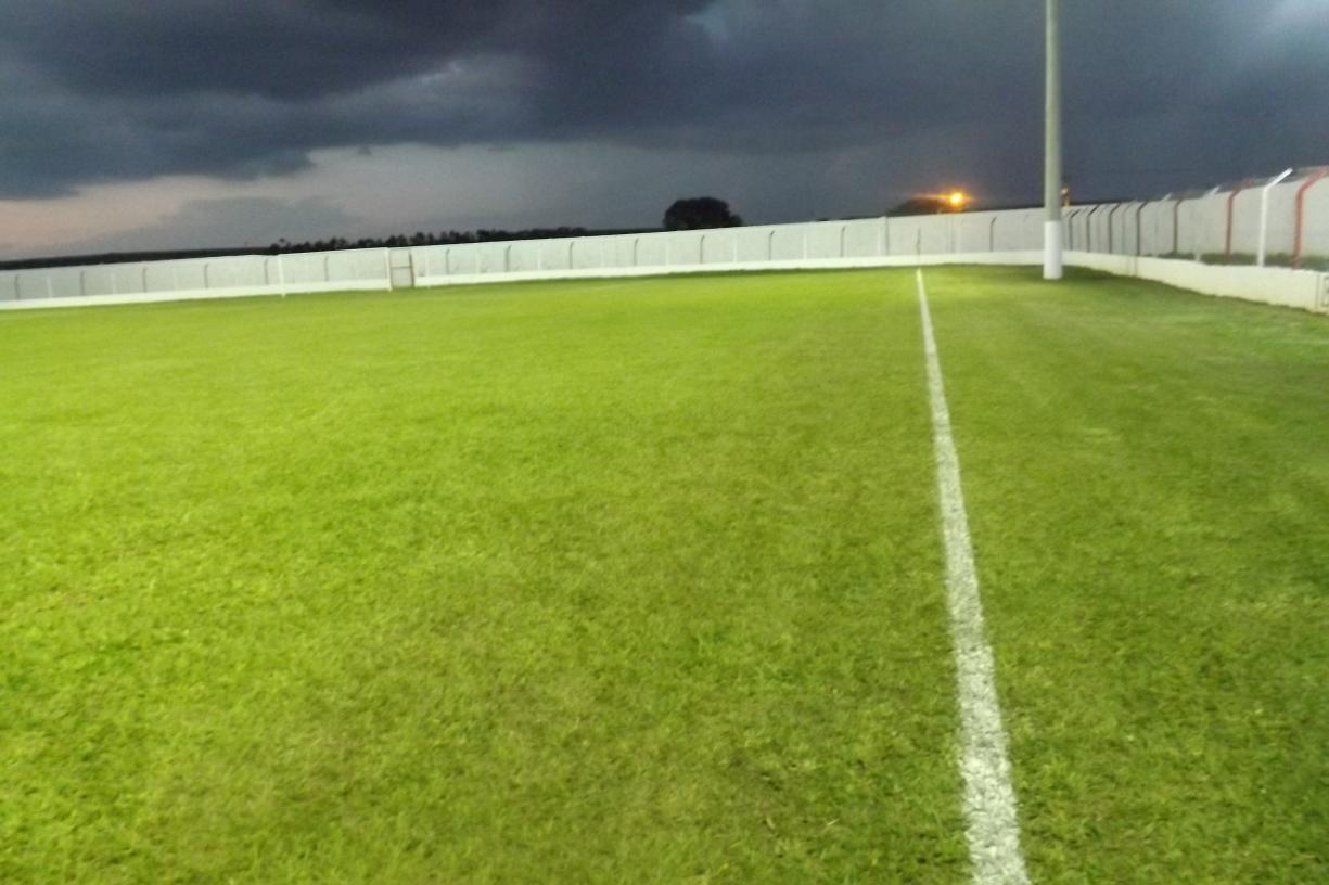 Iluminação do Estádio Manoel Francisco Ferreira
