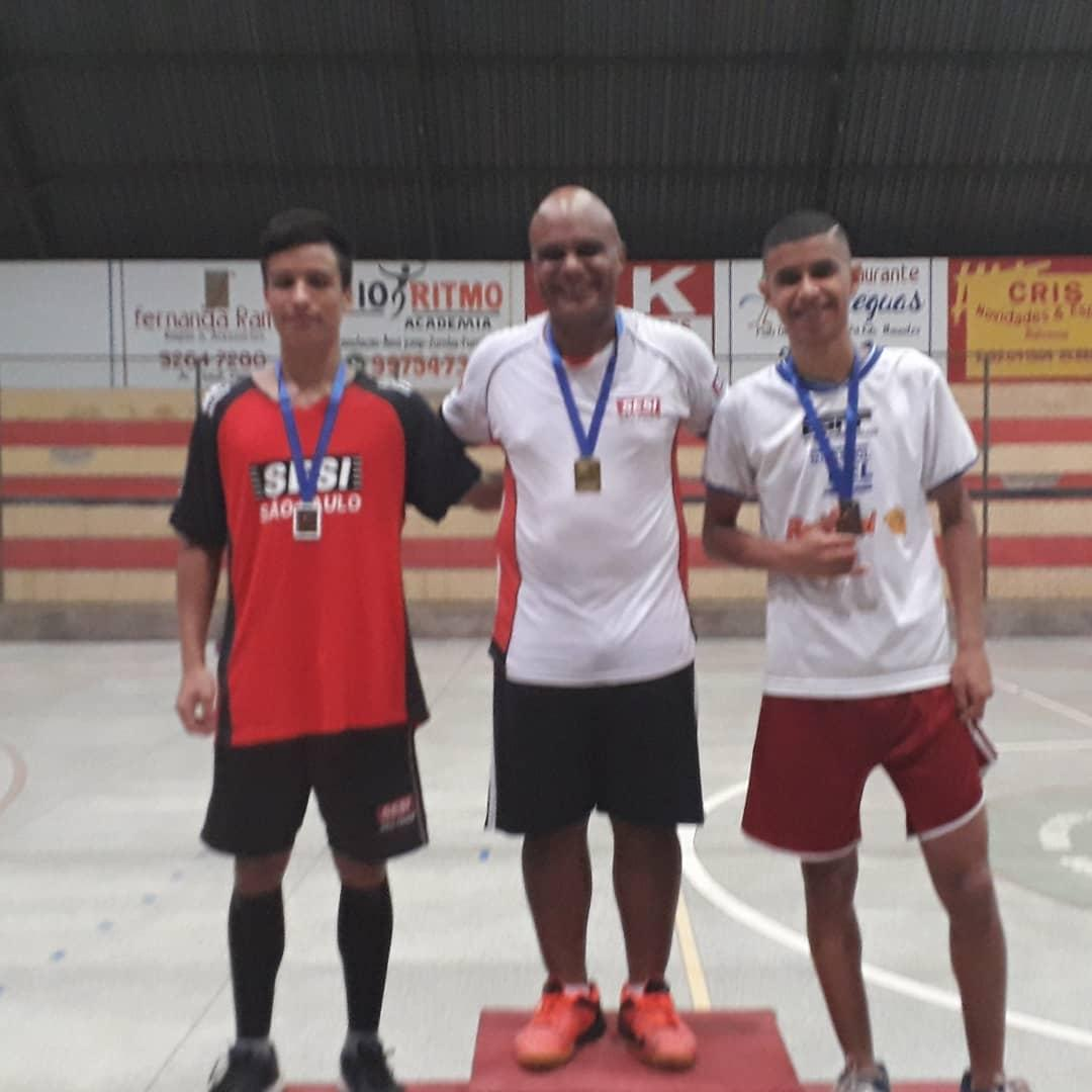 Etapa Regional de Badminton