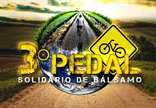 3º Pedal Solidário de Bálsamo recebeu apoio da prefeitura