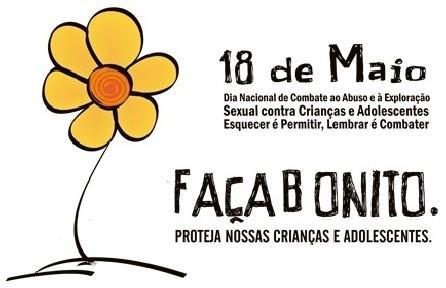 Ações educativas marcam dia de combate ao abuso e exploração sexual de crianças em Bálsamo
