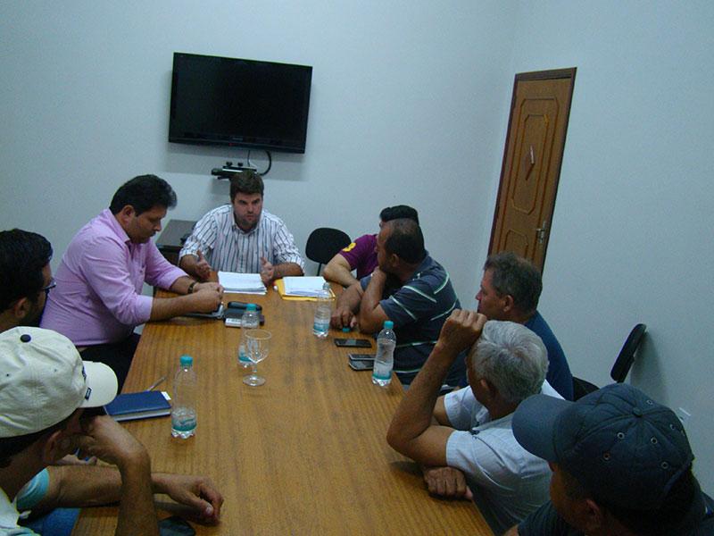 Reunião com a CPFL