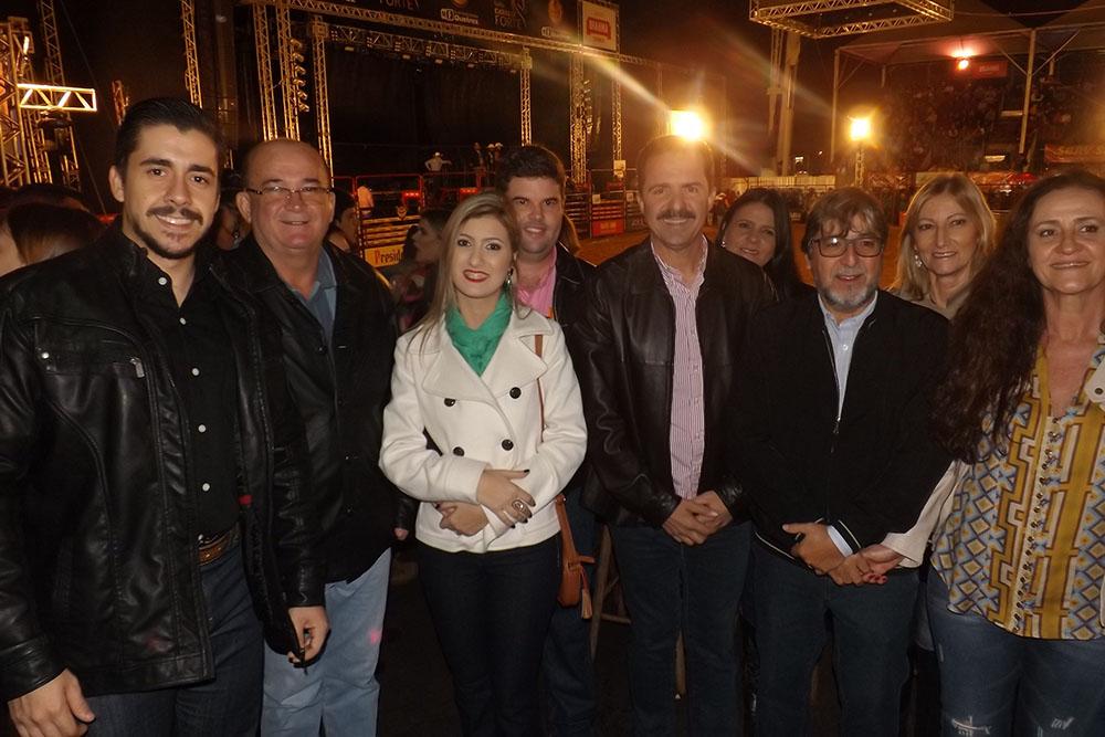 Deputado Itamar Borges na 49ª Festa do Peão