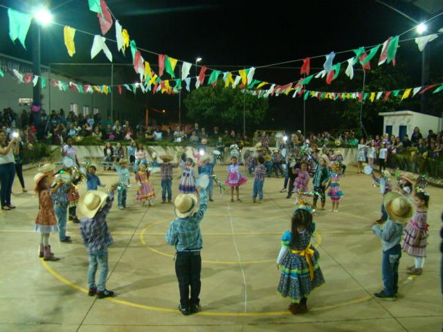 Festa Junina - Escola João Flores
