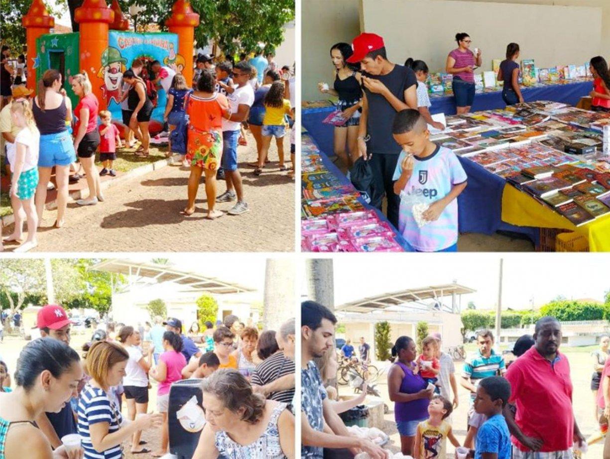 Bálsamo Kids levou lazer e recreação para as crianças em sua terceira edição