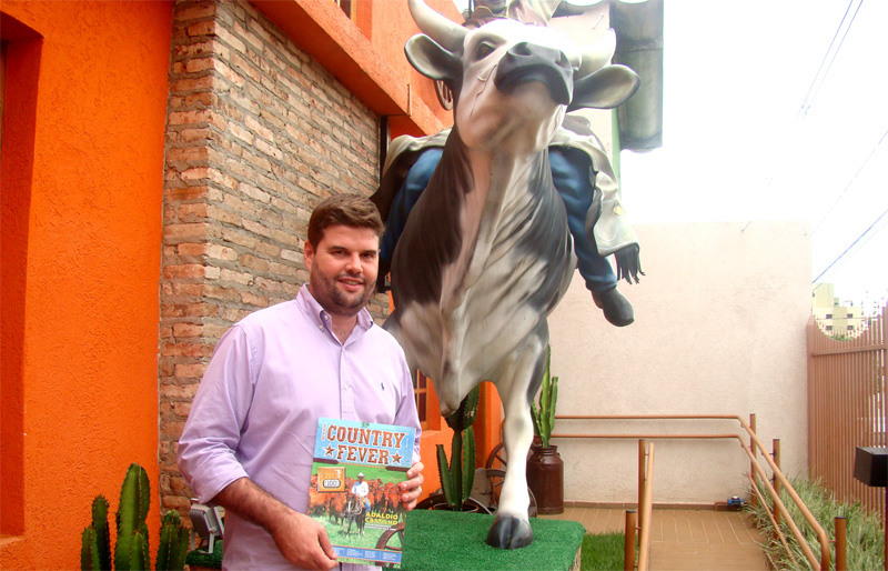 Prefeito Du Lourenço participa do programa de TV Arena News e divulga festas da cidade
