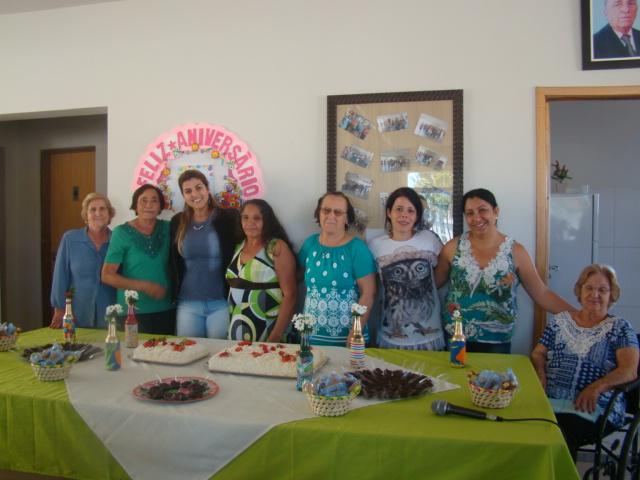 CCI realiza festa dos aniversariantes do mês de julho