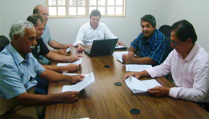 Gerente de Negócios da CPFL Paulista veio a Bálsamo atendendo ao pedido do prefeito Du Lourenço e do presidente da câmara Paulo Silingardi
