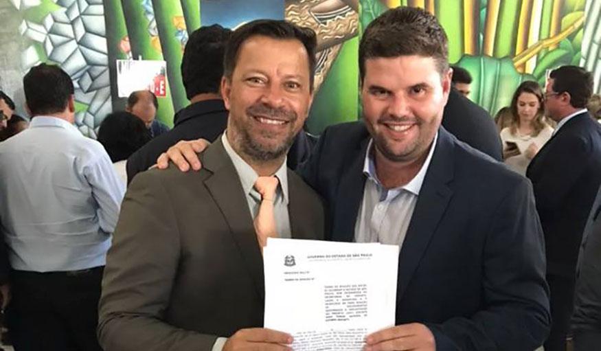 Prefeito Du Lourenço finaliza 2017 assinando convênios que beneficiarão a cidade em 2018