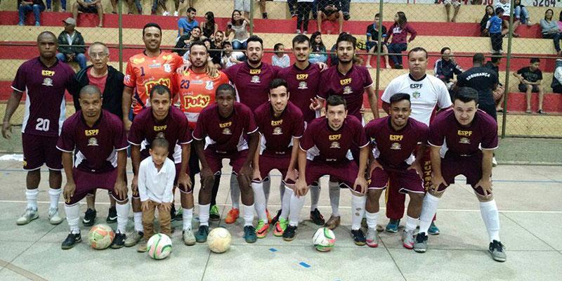 Bálsamo estreia em casa no Campeonato Regional de Futsal ganhando de 5 a 3 do Universidade 14 de Maio.