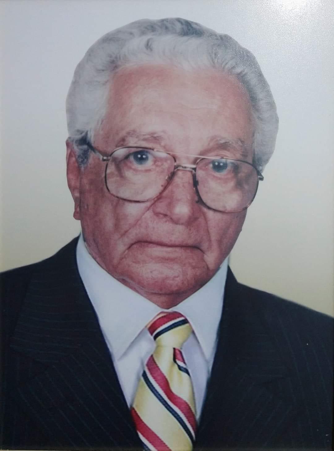 Ex prefeito de Bálsamo, João Constâncio, faleceu aos 100 anos