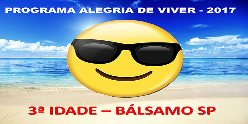 "Prefeito lança programa ""Alegria de Viver"" durante Baile da Terceira Idade e sorteia viagens para a praia aos participantes"