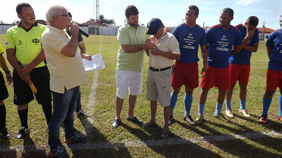 Copa Sissi de Futebol já têm definidas as equipes da final dia 20 de maio.