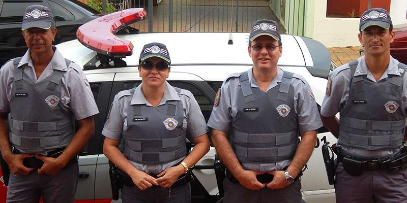 Prefeito Du Lourenço recebe Comandante da Policia Militar para tratar de segurança para Bálsamo
