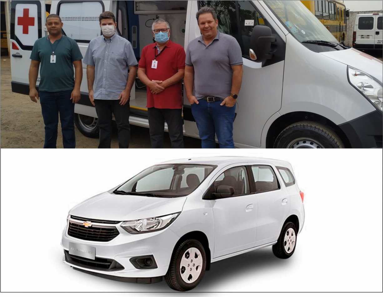 Mais veículos chegam para renovar frota da saúde balsamense