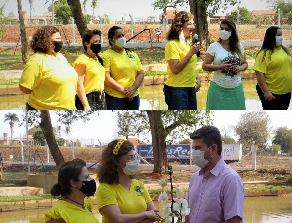 Assistência Social promove Festa da Primavera