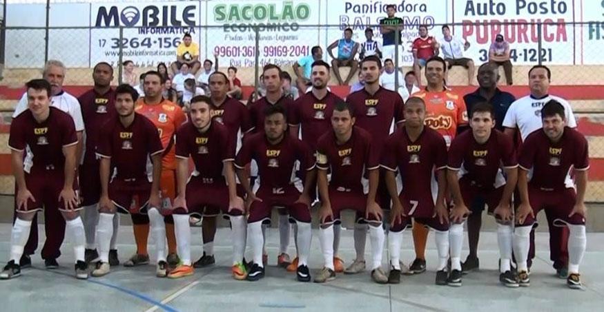 Depois de ter vencido Jales por 6X3 Futsal de Bálsamo enfrenta Santa Fé as 20h00 desta sexta-feira dia 29 de setembro