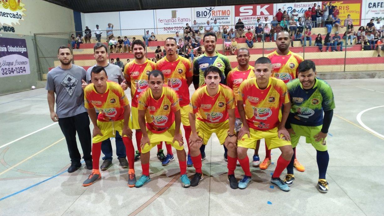 Bokazeda vence mais uma vez a Copa Bálsamo de Futsal, categoria adulto