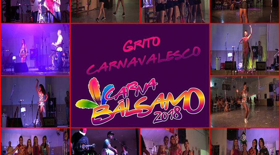 CarnaBálsamo trará 3 Bandas para 3 superbailes na área central da cidade