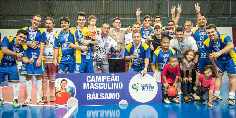 Bálsamo estreia na Copa TV TEM nesta terça dia 21 de março
