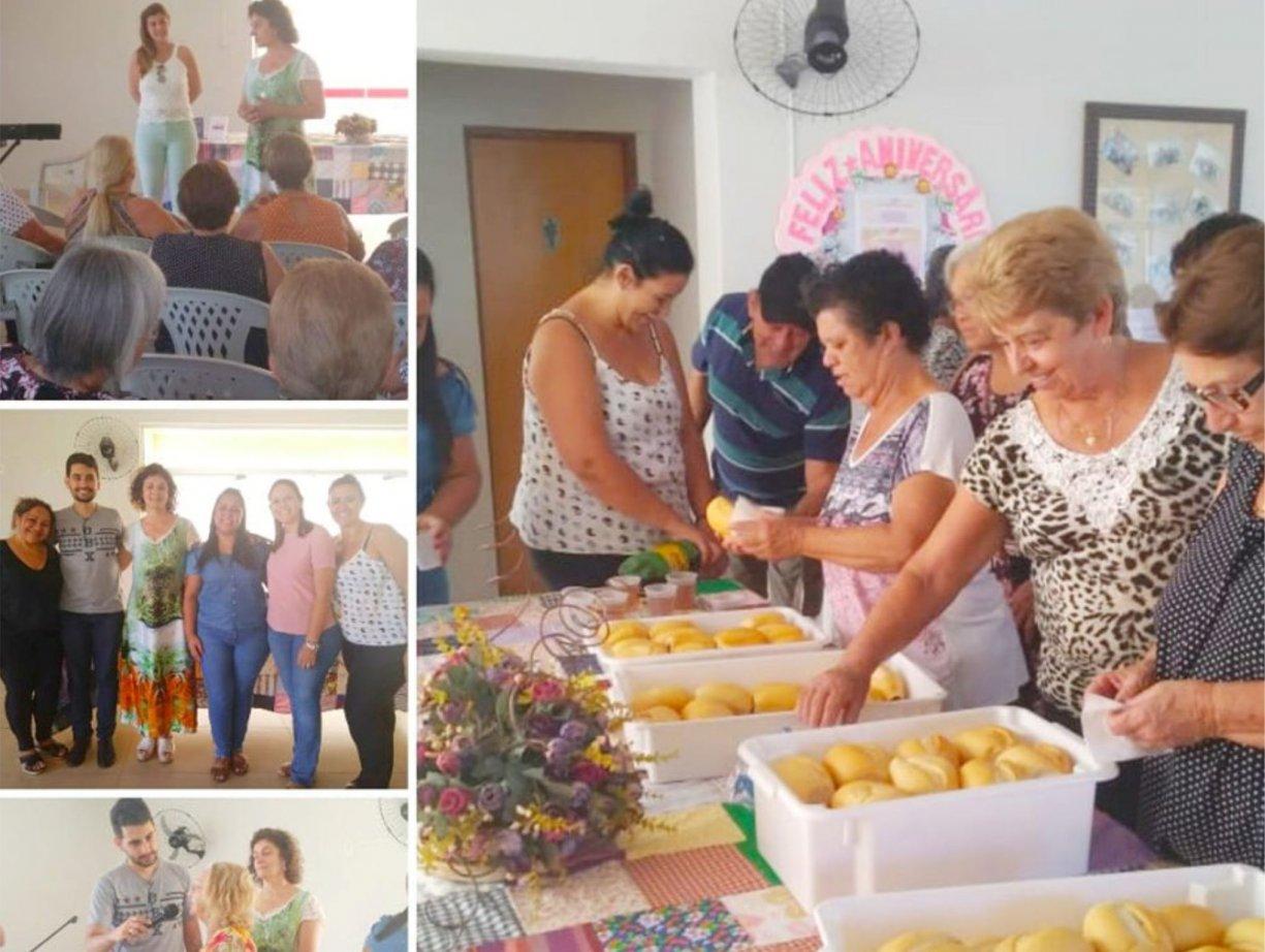 Semana do Idoso teve programação eclética com participação da comunidade