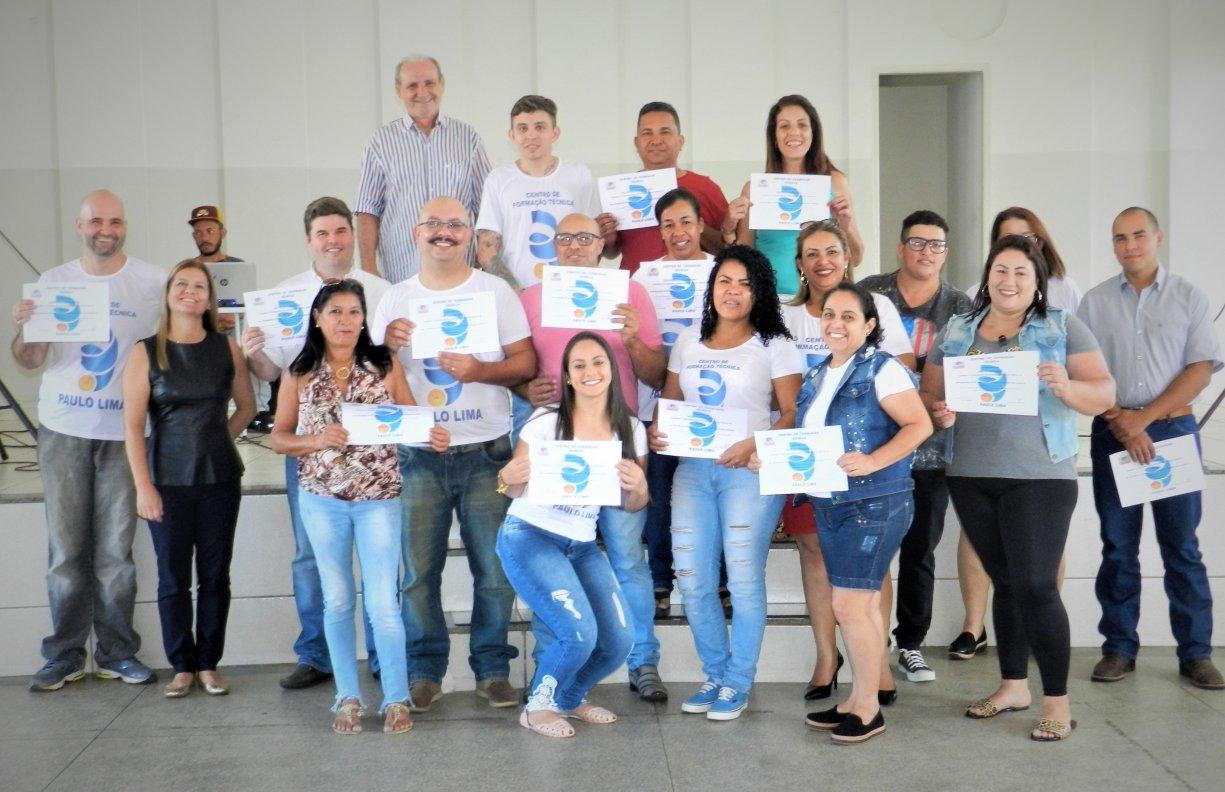 Açougueiros são qualificados em Bálsamo através de curso técnico