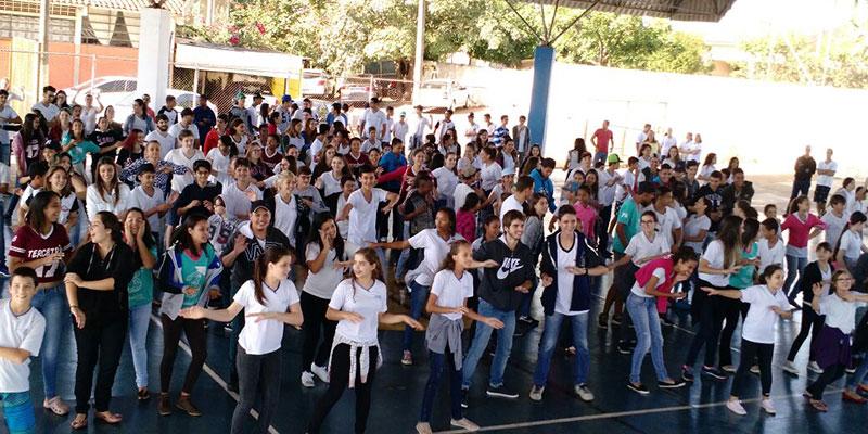Bálsamo vence cidade Gaúcha no Dia do Desafio