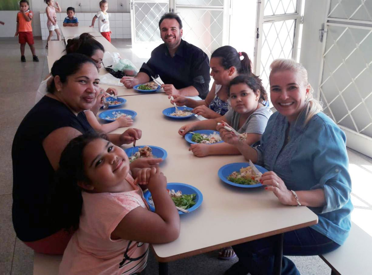 Prefeitura de Bálsamo oferece Filé de Tilápia na Merenda Escolar
