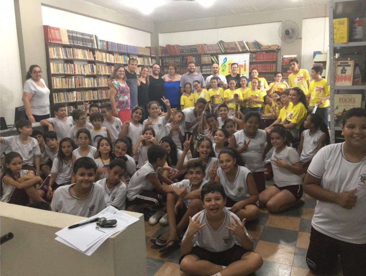 Projeto Guri de Bálsamo abre inscrições para 2020