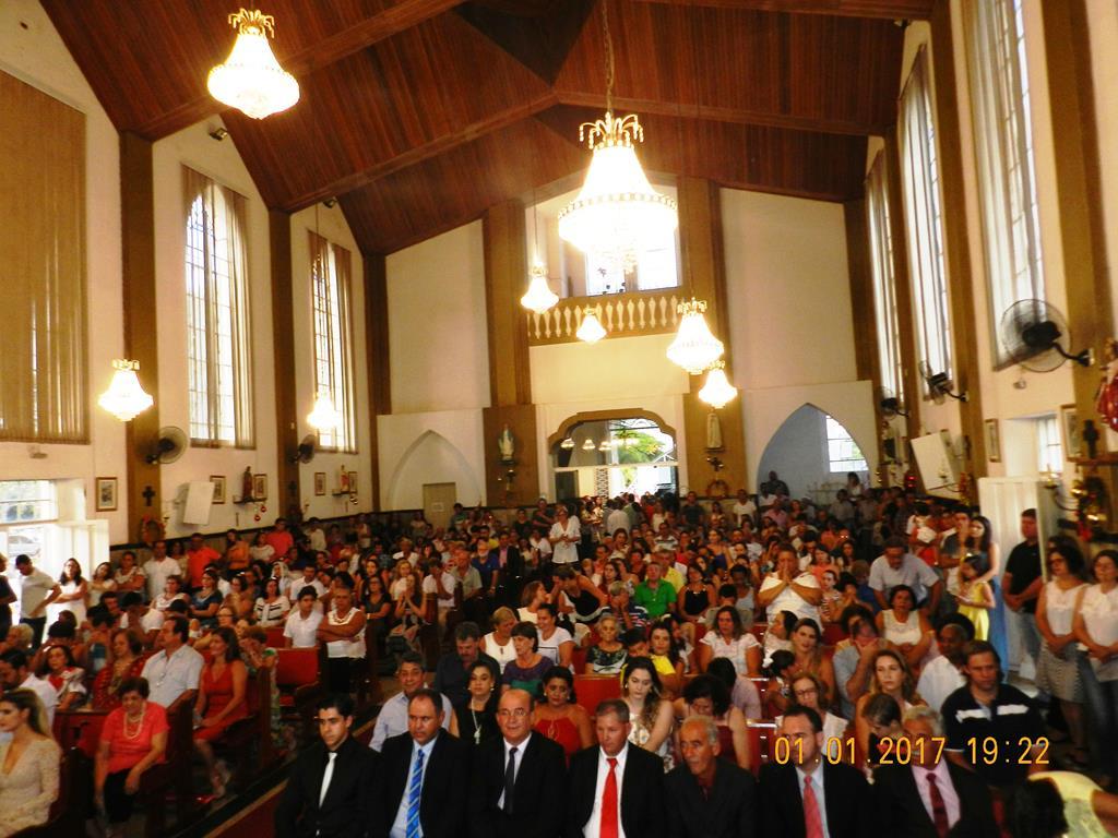 Missa e sessão de posse - Fotos: Beto Radi