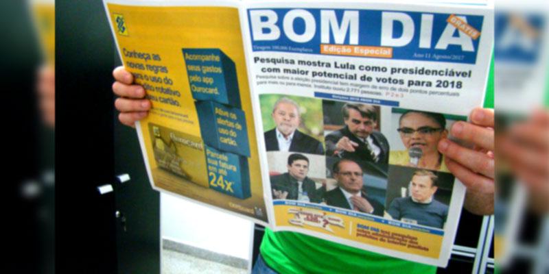Pesquisa mostra que a população balsamense está satisfeita com o modelo de administrar implantado pela prefeitura