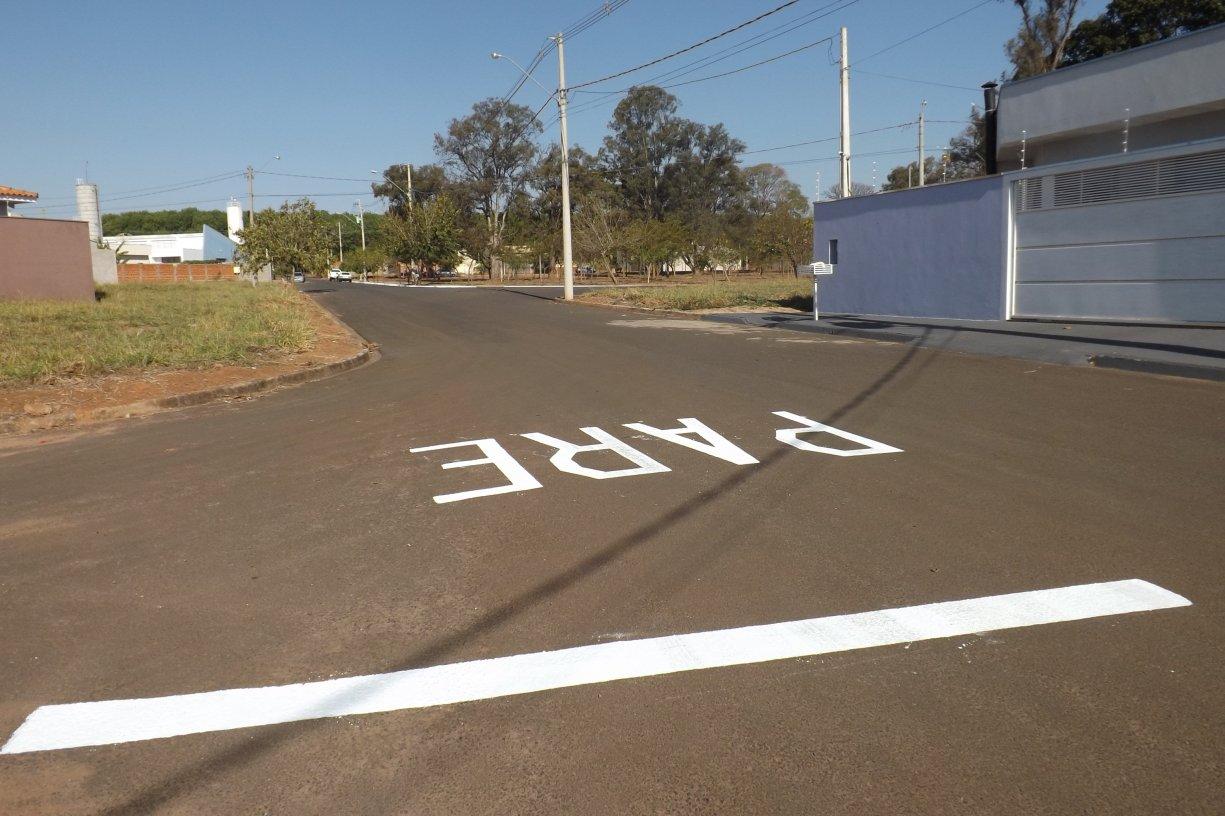 Pela primeira vez, Parque do Sol recebe sinalização de solo.