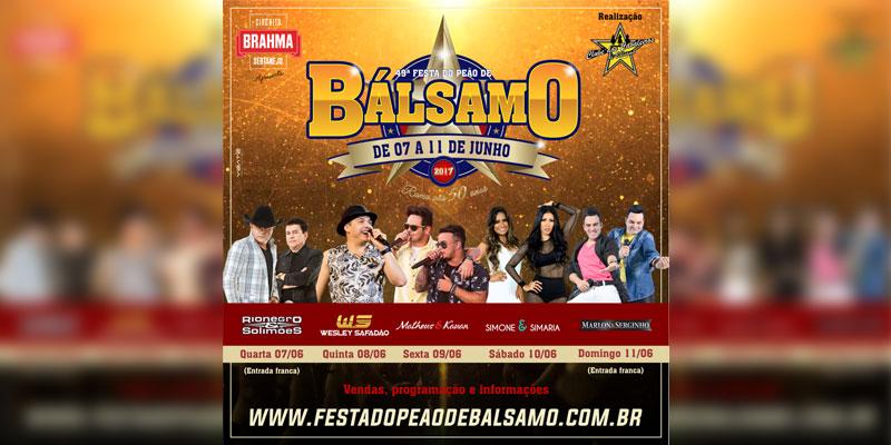 Clube dos Cavaleiros lança o primeiro lote de ingressos da 49ª Festa do Peão de Bálsamo