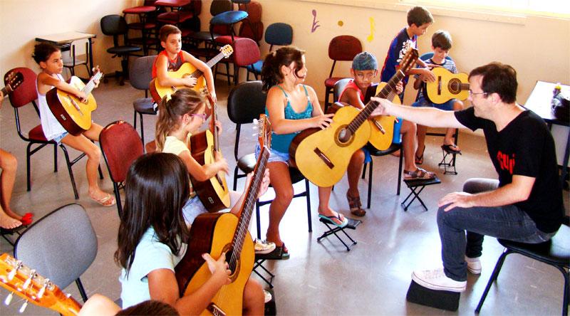 Matriculas para o Projeto Guri (Polo Bálsamo) se encerram nessa sexta-feira dia 24 de fevereiro