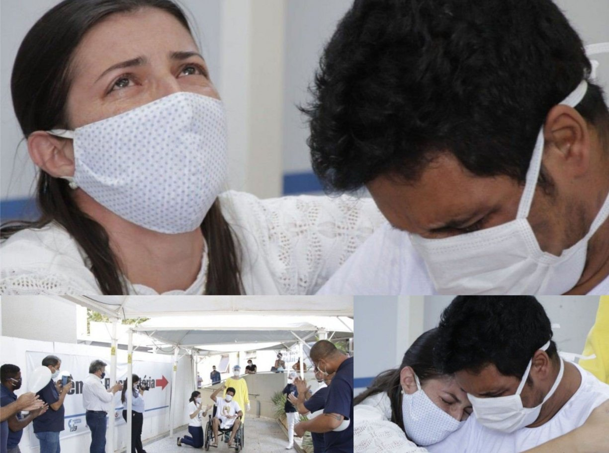 CURADO DO CORONAVÍRUS, ILTON RETORNA A BÁLSAMO