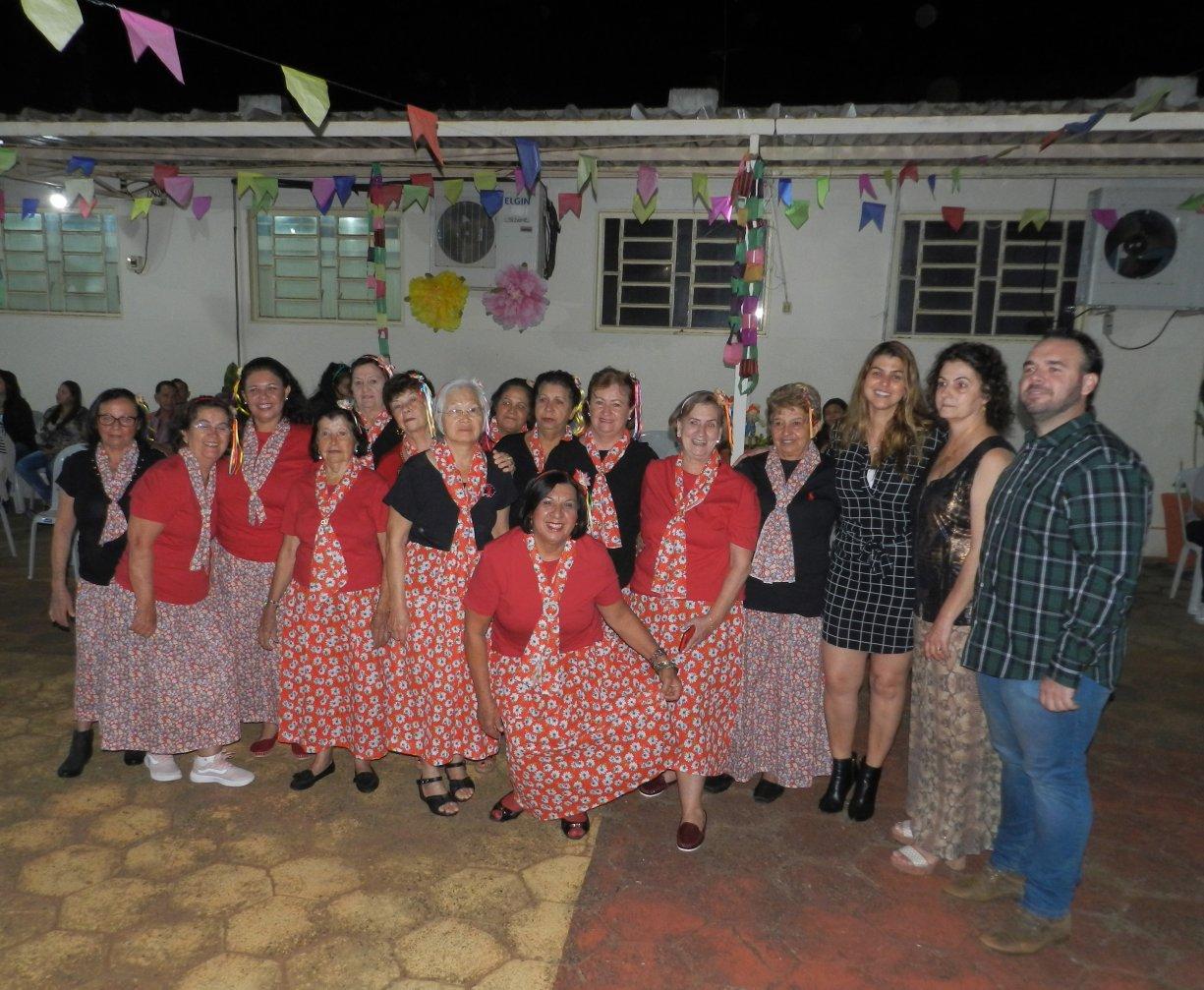 SPSB Assistência Social de Bálsamo promove Festa Junina de cunho Social