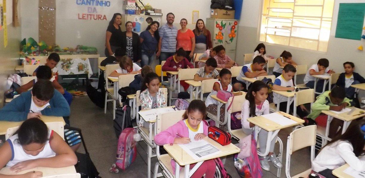 Escola de Bálsamo pontua 6,6 no IDEB e comemora entre as melhores na Educação Básica do País.