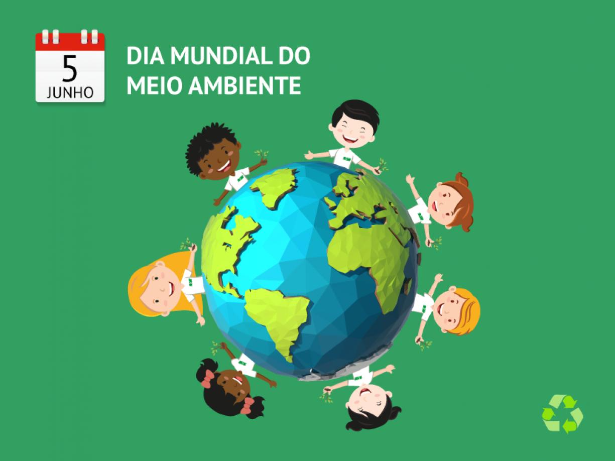 MENSAGEM DO GOVERNO DU & MÔNICA; 5 DE JUNHO DIA MUNDIAL DO MEIO AMBIENTE