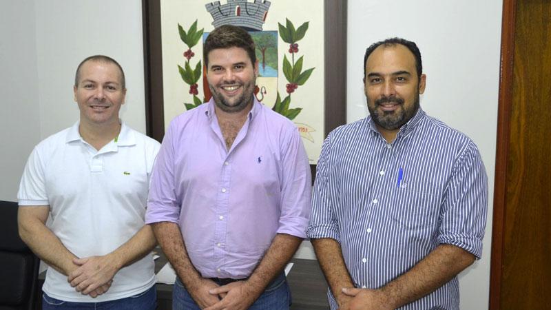 Prefeito Du Lourenço se encontra com o governador Alckmin em Tanabi neste sábado dia 11 de março