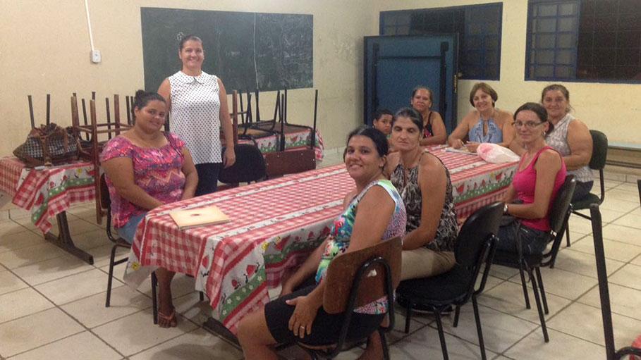 1ª Dama Bia Lourenço traz Curso de Padaria Artesanal para Bálsamo