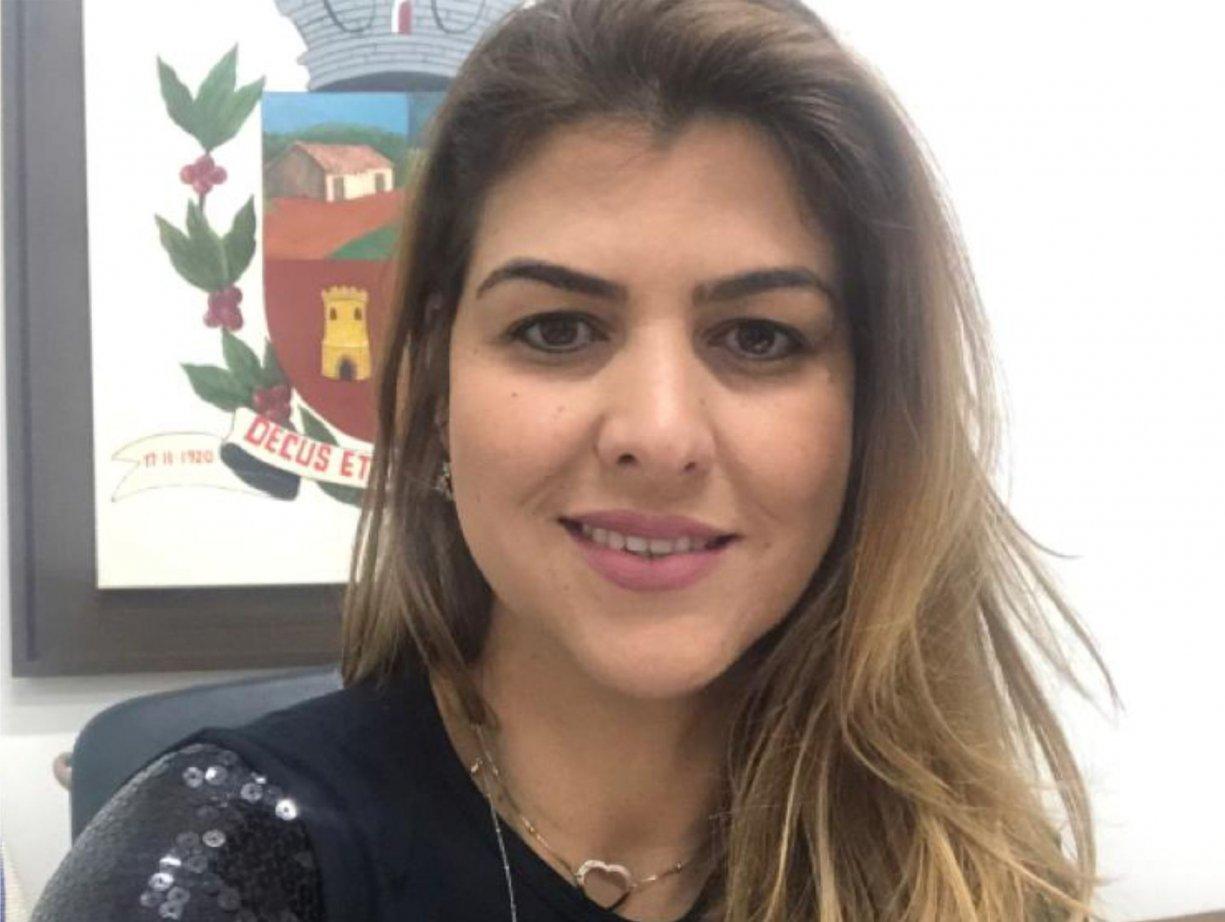 Vice prefeita Mônica Garcia assume o executivo por 30 dias