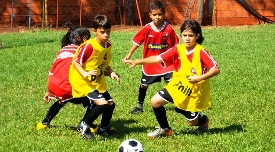 6e98411929 Escolinhas de Futsal e Futebol de Campo abrem inscrições nesta  segunda-feira
